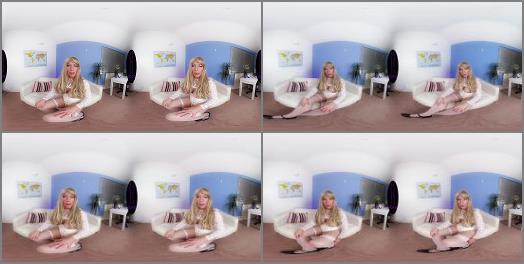 Xdressing –  The English Mansion – Bimbo Academy – VR –  Tiffany Real Doll