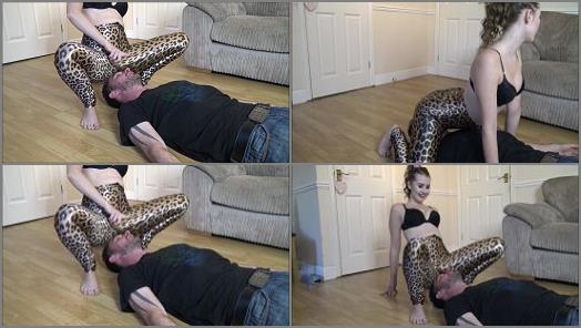 Princess – Brook Logan's Official Clip Store – Sitting On My LOSERS Face
