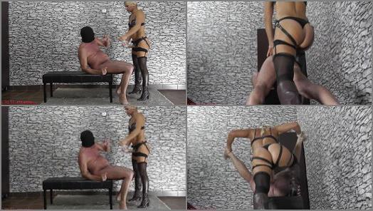 Femdom Online –  CRUEL MISTRESSES – Brutal asshole pounding –  Mistress Zita