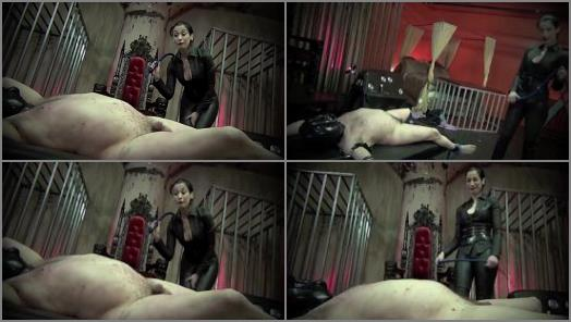 Bound – DomNation – A SESSION WITH MISTRESS JANUARY CHAPTER 9: PUSSY WHIPPED! Starring Mistress January Seraph