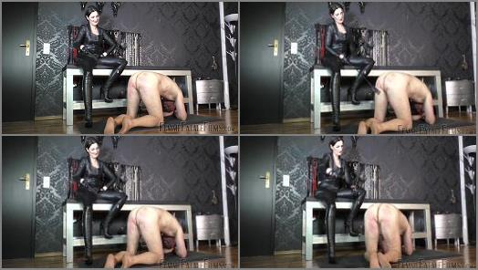 Femme Fatale Films  Leather Cropping  Super HD  Part 1    Lady Victoria Valente preview