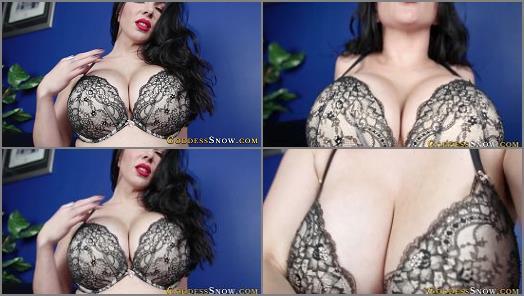 Goddess Alexandra Snow  Timed Tits Task  preview