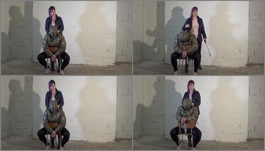 Spitting – SpandexPlanet Clips Store – Mistress Ella – Jacket reverse plays