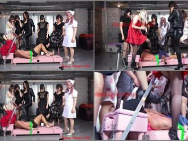 Female Domination -  Taiwan Trample Club – Cruel Angels
