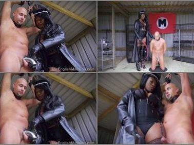 Ball Parachute -  The English Mansion – Male Re-Education Centre – Part 1 -  Miss Foxx