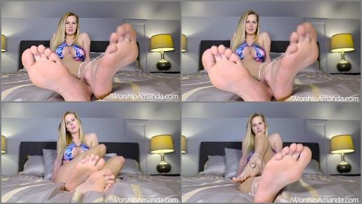 Worship Amanda  Get High for My Feet preview
