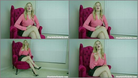 Gay Humiliation –  Charlotte Stokely – You Had One Job, Dick Licker