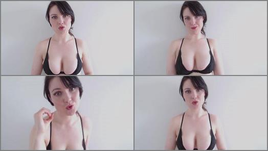 Non-nude –  Fox Smoulder Fetish Clips – Virgin Cleavage Humiliation