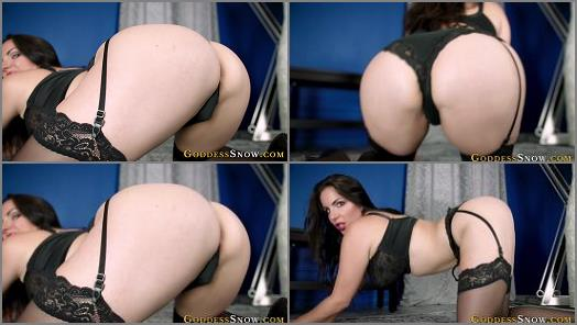 Goddess Alexandra Snow  Pinned Smother  preview
