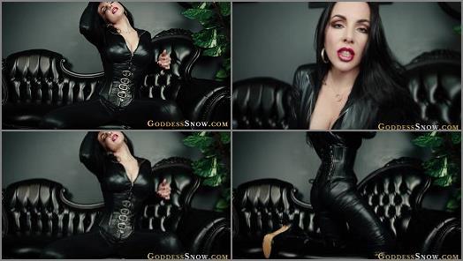 Mesmerize –  Goddess Alexandra Snow – Slave Brain