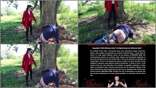 Mistress Iside  PUBLIC TORTURE  preview