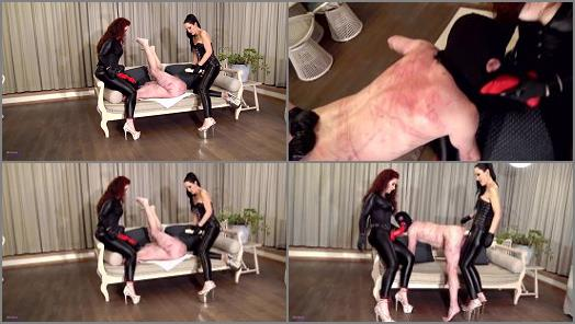 Mistress Lady Renee  Mistress Lady Renee  Sofa strapon surprise  preview
