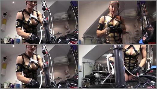 Edging Games – Serious Images – Mistress Miranda And The Serious Kit System – Complete Film
