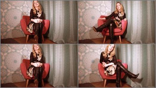 Femdompov –  Spoilt Princess Grace – Pay To Please Me