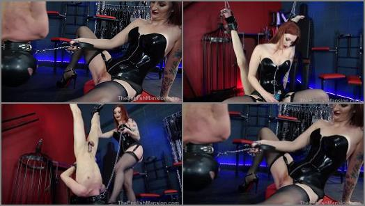 The English Mansion  Inverted Licker  Complete Film   Miss Zara DuRose preview
