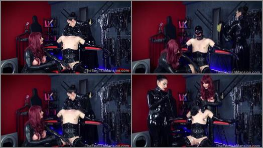 The English Mansion  Overwhelming Double Domme  Complete Film   Cybill Troy Dominant Dolly and Miss Jade Jones preview