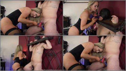 The English Mansion  Tethered Toy  Part 2   Mistress Courtney preview