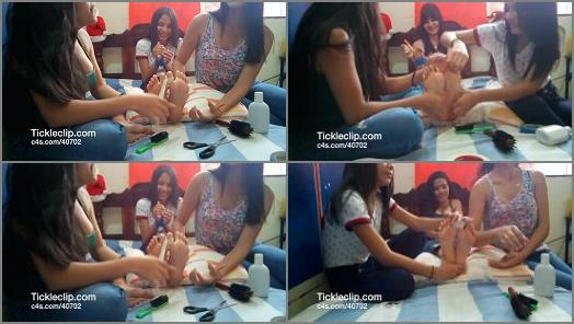 TickleScene  Brazilian Tickle Party preview