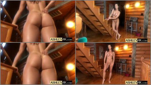 Femdom –  Bratty Ashley Sinclair and Friends – Jerk to Muscular Girl
