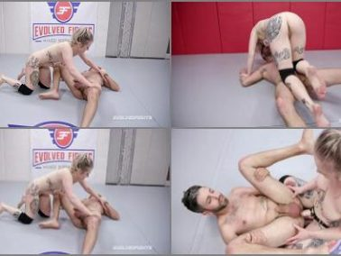 Pussy Eating -  Evolved Fights – Kaiia Eve vs Jay West -  Kaiia Eve