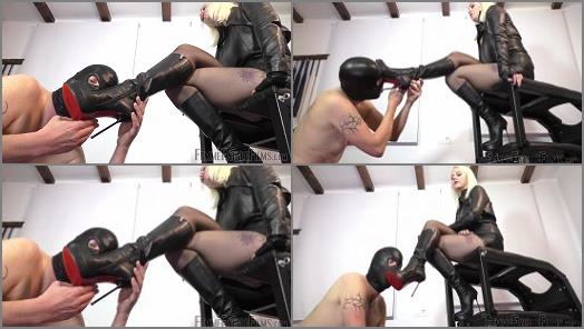 Femme Fatale Films  Boot Fucker  Super HD  Part 1   Divine Mistress Heather preview