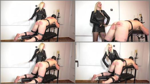 Femme Fatale Films  Getting Caned  Super HD  Complete Film   Divine Mistress Heather preview