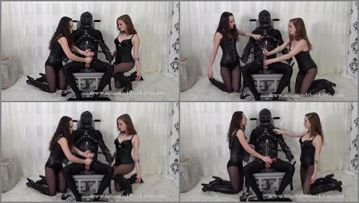 Female Supremacy –  Lucid Dreaming – Milking Torture –  Lucid Lavender and Minnie