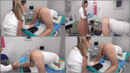 Anal Stimulation – Private Patient – Anal Exam – Part 2