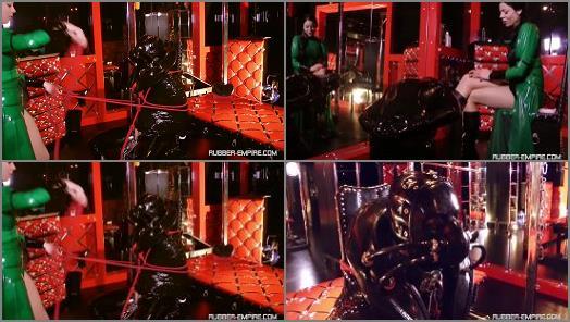 """Kinky –  Amator – Lady Ashley and Slave: Part 1 """"Bondage"""""""