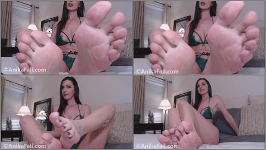 Anika Fall  My Feet Bring You Luck preview