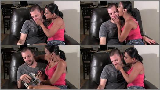 Mouth Fetish –  Asian Gypsy Snow – Step brother's Face is so Tasty