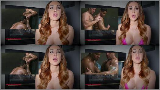 Femdom –  Lindsey Leigh Addiction – Submit To Muscle Dick