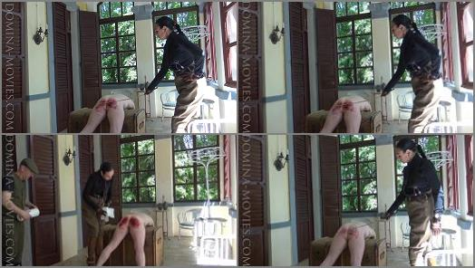 MADAME CATARINA  CRUELEST BEAUTY  Safari Caning Chapter Three  preview