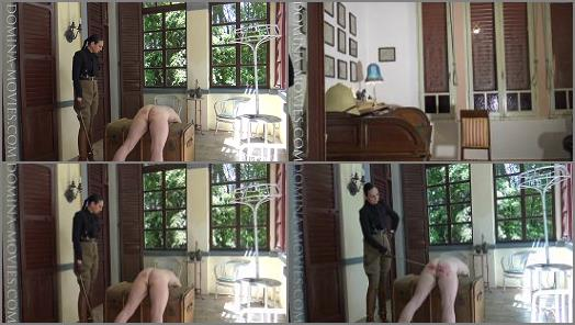 MADAME CATARINA  CRUELEST BEAUTY  Safari Caning Stable Boy Boot Service Chapter Two  preview