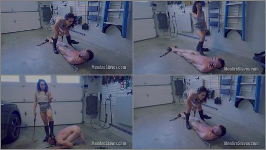 Single Tail –  Men Are Slaves – The Package, Part 2 –  Daddy An Li