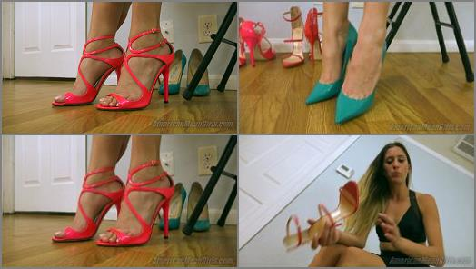 Princess Beverly  AttentionGetting Heels preview