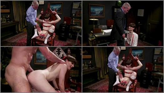 Female Domination –  TS Seduction – Schoolgirl Snitch: Natalie Mars Punished and Fucked by Headmaster –  Natalie Mars and Dale Savage