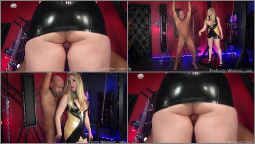 Cock Whipping –  The English Mansion – Ultimate Cock Tease – Part 2 –  Mistress Sidonia