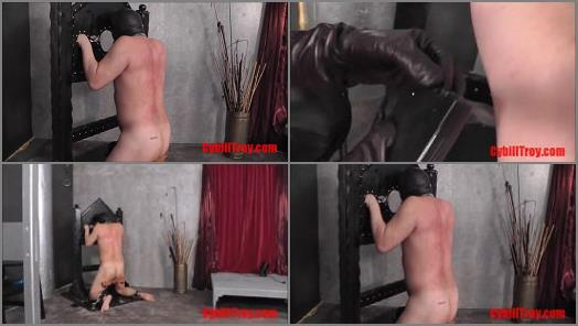 Cybill Troy FemDom AntiSex League  Obey the Sadist  preview