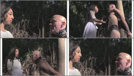 EMPRESS JENNIFER  Face Slapping In The Garden  preview