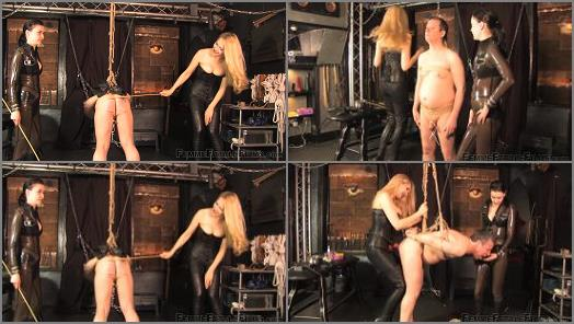 Femme Fatale Films  Double Trouble   Miss Severity Myers and Mistress Eleise de Lacy  preview