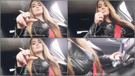 Goddess Amber  Smokey Drive  preview