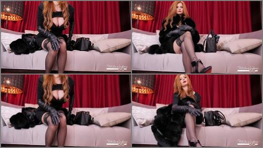 Goddess Anna  Spoil your Goddess in fur  preview