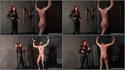 Merciless Dominas  Mistress Rebekka Raynor knows how to use a whip  preview