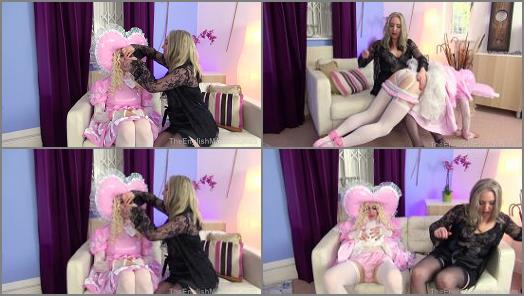 The English Mansion   Big Sissys Humiliation  Part 2   Miss Eve Harper and Natalie Goth TV  preview