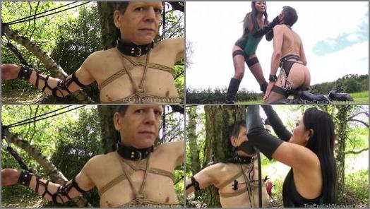 The English Mansion  Tree Tied Torment  Complete Film   Mistress Amrita  preview
