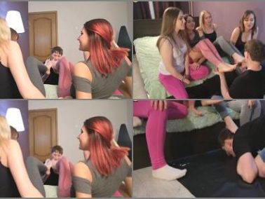 Spitting Fetish -  Beautiful Girls – Wooow amazing!!! n124 Girls humiliate, laugh, spit in the face and make you lick your feet