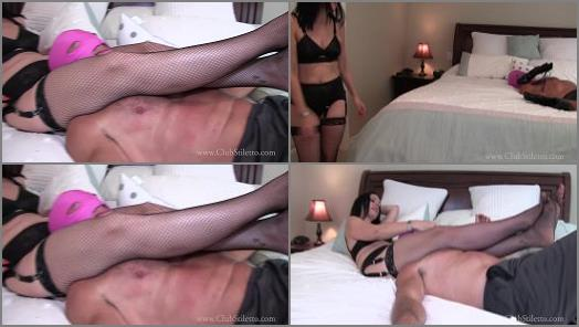 Club Stiletto FemDom  Whats your day been like   Lady Bellatrix  preview