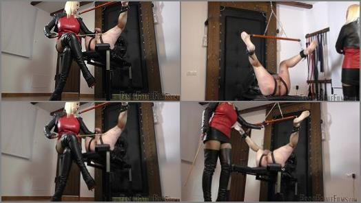 Femme Fatale Films  Ballstinado  Complete Film   Divine Mistress Heather  preview