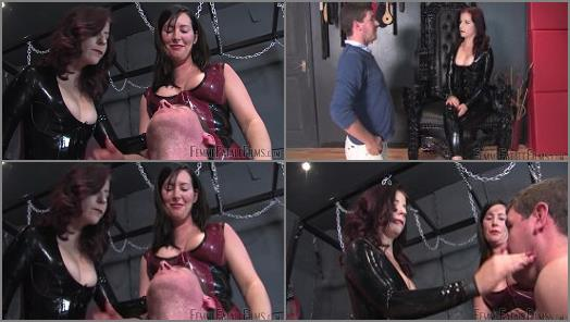 Femme Fatale Films  Impertinence Punished  Complete Film   Mistress Charlotte Mistress Lola Ruin  preview